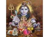 Icon: om namah shivay