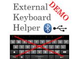 Icon: External Keyboard Helper Demo