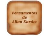 Icon: Pensamentos de Allan Kardec