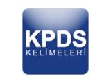 Icon: KPDS Kelimeleri