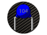 Icon: Calculate Capacitor