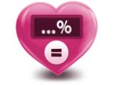 Icon: Love Test Calculator