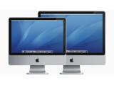 Bild: Die neuen iMacs: Flach und silbern in 20 oder 24 Zoll