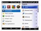 Bild: Musteransicht des Windows Marketplace für mobile Anwendungen. Bild: Windows Blog
