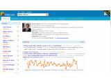 """Bild: Microsoft """"EntityCube"""": Die neue Suchmaschine listet Informationen übersichtlich auf einer Seite - etwa zu Barack Obama. Bild: Screenshot"""