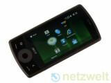 Bild: Acer beTouch E101: Einer der günstigsten Möglichkeiten in den Besitz eines Smartphones mit Windows Mobile 6.5 zu gelangen.