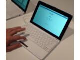Bild: Asus zeigt ein Netbook mit Google Android
