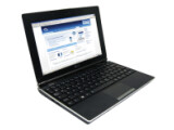 Bild: Praktisch: Zu monatlichen Kosten von 40 Euro kann man mit dem Asus EeePC 1003HAG praktisch von überall im Internet surfen.