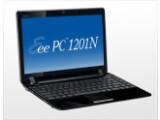 Bild: Asus Eee PC 1201N: Hält nach Unternehmensangaben fünf Stunden ohne Stromzufuhr durch.
