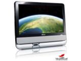 Bild: Asus EeeTop ET2002T: All-In-One-Rechner mit DVD-Brenner.