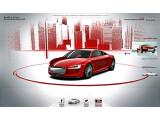 Bild: Audi E-Tron: Elektrogetriebener Supersportwagen mit 313 PS.