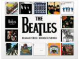 Bild: Ein Screenshot von der Beatles-Homepage. Alle Beatles-Platten gibt es jetzt als Digital Remaster im bestmöglichen Klang. Die lang erwartete Kooperation mit iTunes lässt aber auf sich warten.
