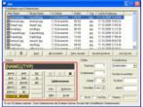 Bild: Die Oberfläche von Joe. Die Schalflächen unter dem Dateifenster ermöglichen einfaches Umbenennen.