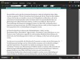Bild: Buzzword: Adobes Flash-basierte Textverarbeitung bietet ähnliche Funktionen wie Google Text & Tabellen.