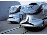 Bild: Der Colani-Truck: Noch nie war Lastwagen fahren so cool wie in dieser Design-Studie.