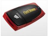 Bild: Corsair Flash Voyager GT: Die USB 2.0-Schnittstelle bremst den USB-Stick aus.