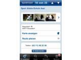 """Bild: Auf dem iPhone bieten einige Einträge in """"Das Örtliche"""" die Möglichkeit, kostenlos zu telefonieren."""