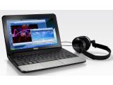 Bild: Dell Mini 10 und Dell Mini 10v: Auf den ersten Blick sind die Netbooks kaum zu unterscheiden. Im Bild ist eine Variante mit Windows XP zu sehen.