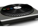 """Bild: So soll das DJ-Pult zum Spiel """"DJ Hero"""" aussehen"""