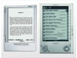Bild: E-Book-Reader wie der iRex iLiad (links) und der Sony PRS-505 (rechts) haben beim Usability-Test noch am besten abgeschnitten. Für die meisten gelten sie noch eher als Ergänzung zum klassischen Buch und nicht als Ersatz.
