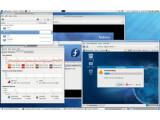 Bild: Die zukunftsweisende KSM-Technologie optimiert in Fedora 12 den Speicherverbrauch bei Virtualisierungen.(Klick vergrößert)
