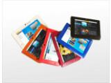 Bild: So könnte nach dem Referenzdesign von Freescale der neue Tablet-PC aussehen.
