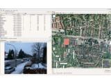 Bild: GeoSetter: Die übersichtliche Bedienoberfläche mit Browserfenster, Bildvorschau und Karte.(Klick vergrößert)
