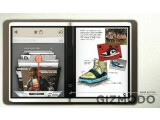 Bild: Microsofts Courier-Tablet könnte die Tablet-PCs bei Endanwendern populär machen.