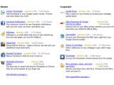 Bild: Googles Extension Gallery: Hier können Chrome-Nutzer Erweiterungen für ihren Browser herunterladen