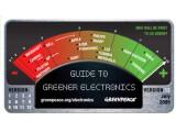 "Bild: Greenpeace-Ranking zu ""grüner Elektronik"", Ausgabe 12 vom Juli 2009."