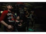 Bild: Einmal Metallica sein: Eine spontane Guitar Hero-Session im Hamburger Ballroom.