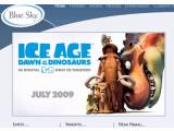 Bild: Ice Age 3 wurde in den Blue Sky Studios auf Servern von Sun gerendert.