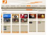 Bild: Kabeleins.tv: Das Portal lässt sich wie eine elektronische Programmzeitschrift bedienen.