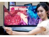 Bild: Flach, leicht, hell: Neue LED-Panels von LG.