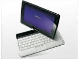 Bild: Lenovo S10-3t: Der Hersteller präsentiert auf der CES auch ein Convertible Netbook.