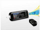 Bild: Bayer Contour USB Meter: Das Gerät misst den Blutzuckerspiegel und überträgt die Daten auf den PC.