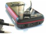 Bild: Nokia verwendet bei einigen Handys bereits seit 2007 MicroUSB-Anschlüsse für das Ladegerät.