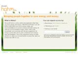 Bild: Bisher gibt es nur Informationen auf der Webseite von Microsoft Hohm. Eine Anmeldung für den Beta-Test soll demnächst möglich sein.