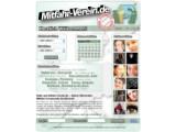 Bild: Startseite von mitfahr-verein.de - Kein Hinweis auf die Kosten für die Mitgliedschaft.