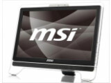 Bild: MSI Wind Top AE2010: All-In-One-Rechner mit AMD-Hardware mit DVD-Brenner