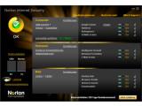 Bild: Norton Internet Security 2010: Das Programm bietet eine übersichtliche Menüführung.