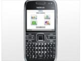 Bild: Nokia E72: Mit vollständiger Tastatur und guter Ausstattung.