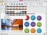 Bild: Outlook 2010: E-Mails sollen mit Outlook bunter werden. Die neue Version bietet zahlreiche Symbole und Bilder, die der Anwender in E-Mails einbinden kann.