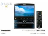 Bild: Panasonic CN-HX3000D: Sieben Zoll großes HD-Display, GPS und Navi.