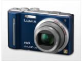Bild: Lumix TZ10: Die Kompaktkamera bietet GPS-Unterstützung und HD-Video-Funktion