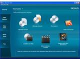 Bild: Über die überarbeitete Startseite von Roxio WinOnCD 2010 erreicht der Anwender alle Programme und Funktionen je nach Aufgabengebiet.