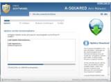 Bild: A-Squared Anti-Malware: Signaturen-Updates halten die Software auf dem neuesten Stand.
