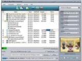 Bild: Der Xilisoft iPod Video Converter bei der Arbeit