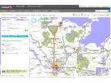 Bild: Online-Routenplanung mit TomTom