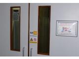 Bild: Symantec Response Center Dublin: Die Sicherheits-Schleuse trennt die Forschungsabteilung von der Außenwelt.
